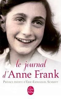 Le journal d'Anne Frank, Frank, Anne