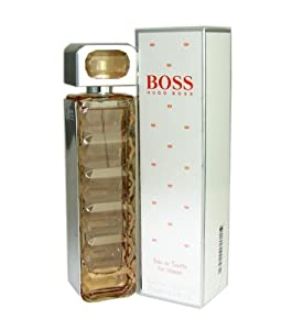 Hugo Boss Orange for Women Eau De Toilette Spray, 2.5 Ounce