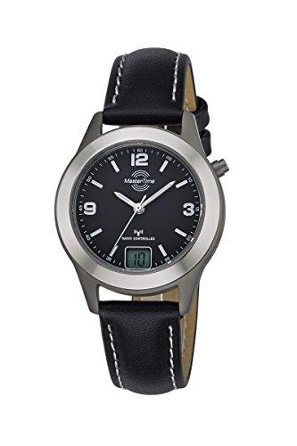 Master Time Damen-Funkuhr Master Time Funk Expert Titan Series Damenuhr MTLT-10478-22L Damen-Funk-Armbanduhr