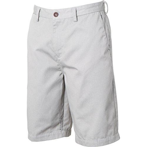 Billabong Men's Carter 22 Inch Shorts, Grey Heather, 32