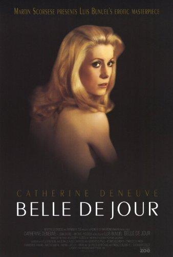 Belle de Jour - Movie Poster - 11 x 17