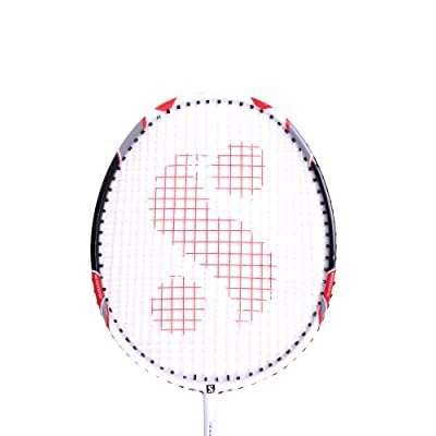 Silver's Ion Unipiece Gutted Badminton Racquet