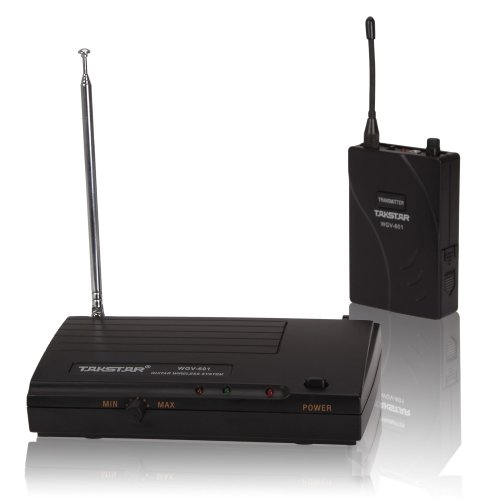 Takstar Wgv-601 Guitar Wireless System