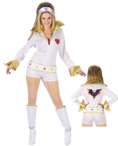 Sexy Female Elvis Costume