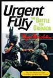 Book cover for Urgent Fury: The Battle for Grenada