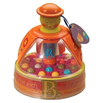 Battat Poppitoppy Toy - Tangerine - 1