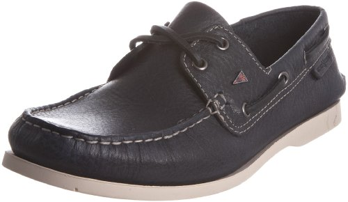 Henri Lloyd Men's Viking Deck Navy Boat Shoe F94376 8 UK