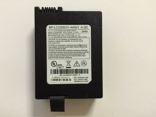 2 NEW OEM BP-LC2200/31-A0001 RCA THOMSON ARRIS TOUCHSTONE TM50G ARCT0085 BATTERY image