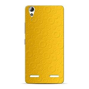 Mobile Back Cover For Lenovo A6000 Plus (Printed Designer Case)