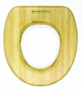 Growing Up Green Potty Seat, Natural