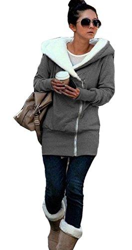 Juicy-Trendz-dames-de-nouvelles-zip-double-femmes-de-concepteur-hoodies-sweat-haut-chandail--capuche-manteau-de-veste