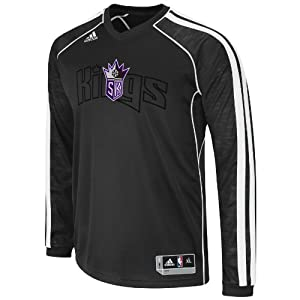 NBA Sacramento Kings On-Court Shooting Jersey by adidas