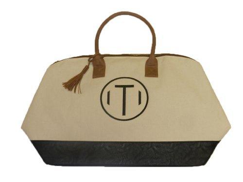 Mud Pie Chelsea Weekender Bag, T (Mud Pie Weekender Bag compare prices)