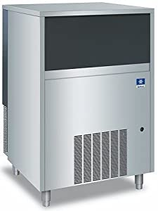 Manitowoc Rf 0385a Air Cooled 332 Lb Flake Ice Undercounter Ice Machine Kitchen