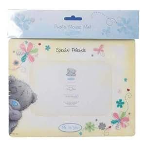 Me to you orso speciali amici tappetino per mouse amazon for Tappetino mouse fai da te