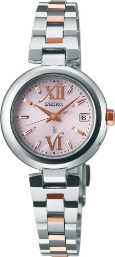 [LUKIA / Rukia] SEIKO / Seiko SSVW001 watch women