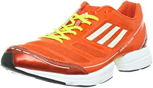 Adidas adizero Feather Herren Running Schuhe, Orange, Größe 40