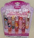 Disney Princess of The Week 7 Lip Gloss Tubes