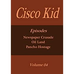 Cisco Kid - Volume 04