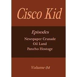 Cisco Kid - Volume 04