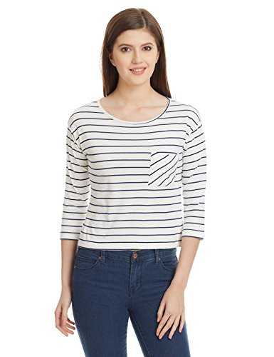 Unshackled-Womens-Striped-T-Shirt