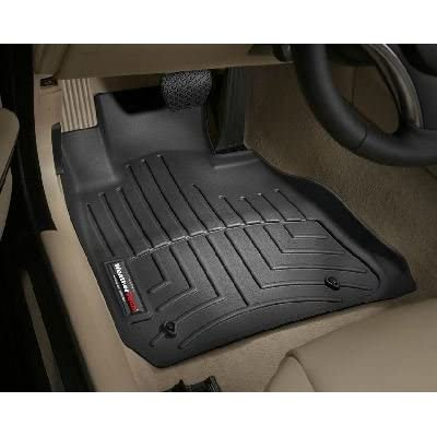 Grey 461082 WeatherTech Custom Fit Rear FloorLiner for Ford Fusion