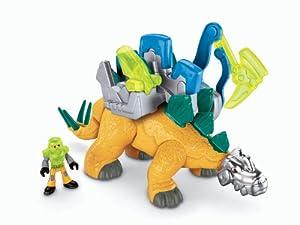 Fisher-Price Imaginext Stegosaurus Dino