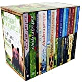 Michael Morpurgo Box Set - 16 Books RRP £ 84.99: Why the Whales Came, Mr Nobody's Eyes, Kensuke's Kingdom, Long Way Home, Escape from Shangri-La, Dear Olly, Toro! Toro!, Cool!, The Butterfly Lion, Private Peaceful (WarHorse, The Wreck of the Zanzibar, King of the Cloud Forests, Kaspar Prince of Cats, Born to Run & The Amazing Adventures of Adolphus Tips)