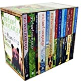 The New Michael Morpurgo Box Set -16 Books (Little Foxes, Running Wild, Friend or Foe, Twist of Gold, The Gost of Grania O'Malley, My Friend Walter, Shadow, Little Manfred, Alone on a Wide wide Sea, Billy the Kid, Farm Boy, An Elephant in the Garden)
