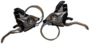 Shimano EF-51 Triple 7-Speed EZ Fire Shifter Set by Shimano
