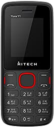 Hitech Yuva Y1 (Red-Black)
