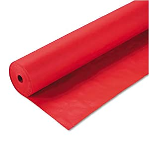 "Spectra ArtKraft Duo-Finish Paper, 48 lbs., 48"" x 200 ft, Flame, Sold as 1 Roll"