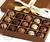 Chocolate Truffle Collection – Gluten Free, Milk Free, Nut Free – 15 Pieces