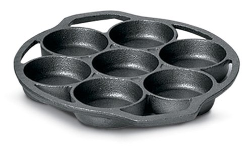 Texsport Cast Iron Biscuit Pan