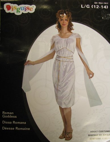 Disguise Womens 'Roman Goddess' Adult Costume
