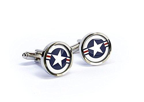 us-air-force-logo-manschettenknopfe-hochzeit-manschettenknopfe-geschenk-aus-holz-geschenk