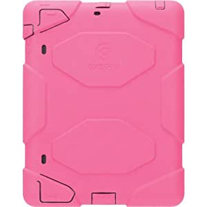 Griffin GB02534 Survivor Extreme-duty Military case for the new iPad (4th Generation), iPad 3 and iPad 2, Pink