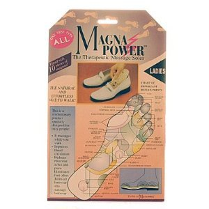 Magna Power Ladies Therapeutic Massage Insoles