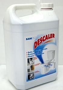 Saniflo détartrant nettoyant 5 Litres