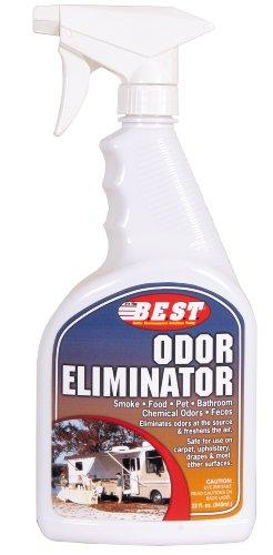 B.E.S.T. 80032 Odor Eliminator Spray Bottle - 32 oz.