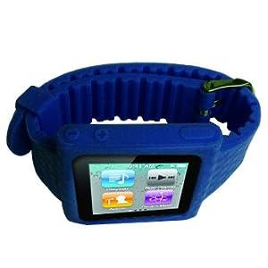 Cbus Wireless Hot Pink Silicone Sports Watch Band Wrist Strap for iPod Nano 6th / Nano 6G / Nano 6th Gen by Cbus Wireless
