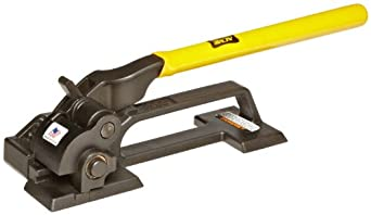 "Strapbinder M1300 Regular Duty Steel Strapping Tension Tool, Band Width 3/8"" Min - 3/4"" Max"