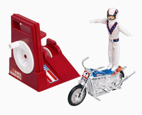 19 somethin evel knievel return to the 80s. Black Bedroom Furniture Sets. Home Design Ideas