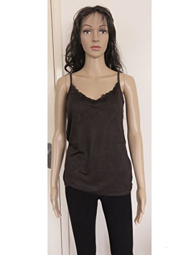 Silvian Heach Top donna modello Alberic Chocolate Small