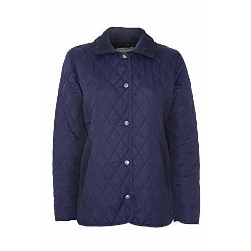 Ladies Socks Uwear« Country Estate Ingleton Diamond Quilted Summer Coat Jacket