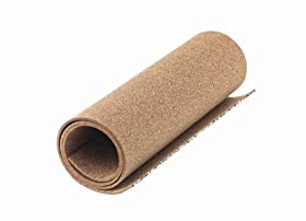 Mr. Gasket 9613 Cork Gasket Material Sheet