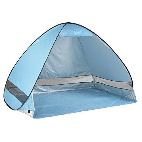 Michael-Josh-Portable-and-Foldable-Pop-up-Anti-UV-Nylon-Beach-Tent-XX-Large