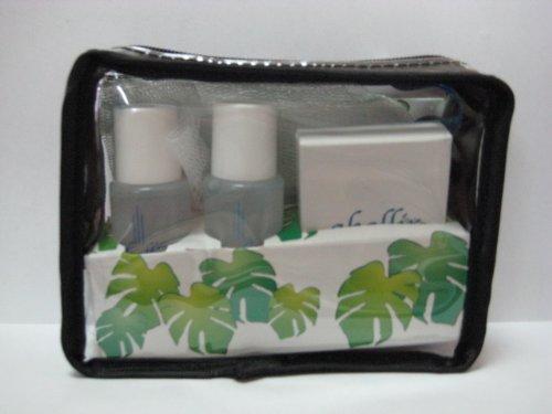 アバリール トライアルセット美容液、保湿水、洗顔石鹸のトラベルサイズsnk