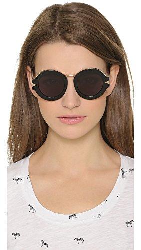 10e663b970b Karen Walker Womens Maze Sunglasses