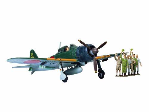 Tamiya-300061027-148-WWII-Japanischer-A6-M5C-Type-52-Zero-Fighter